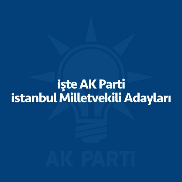 AK Parti 24 Haziran erken genel seçimleri öncesi milletvekili aday listelerini Yüksek Seçim Kurulu'na (YSK) verdi. Buna göre 98 milletvekili çıkaracak olan İstanbul'da AK Parti milletvekili aday listesi belli oldu. AK Parti İstanbul milletvekili adayları açıklandı. AK Parti, 27. dönem milletvekili aday listesini Yüksek Seçim Kurulu'na (YSK) teslim etti. AK Parti aday listesinde dikkat çeken […]